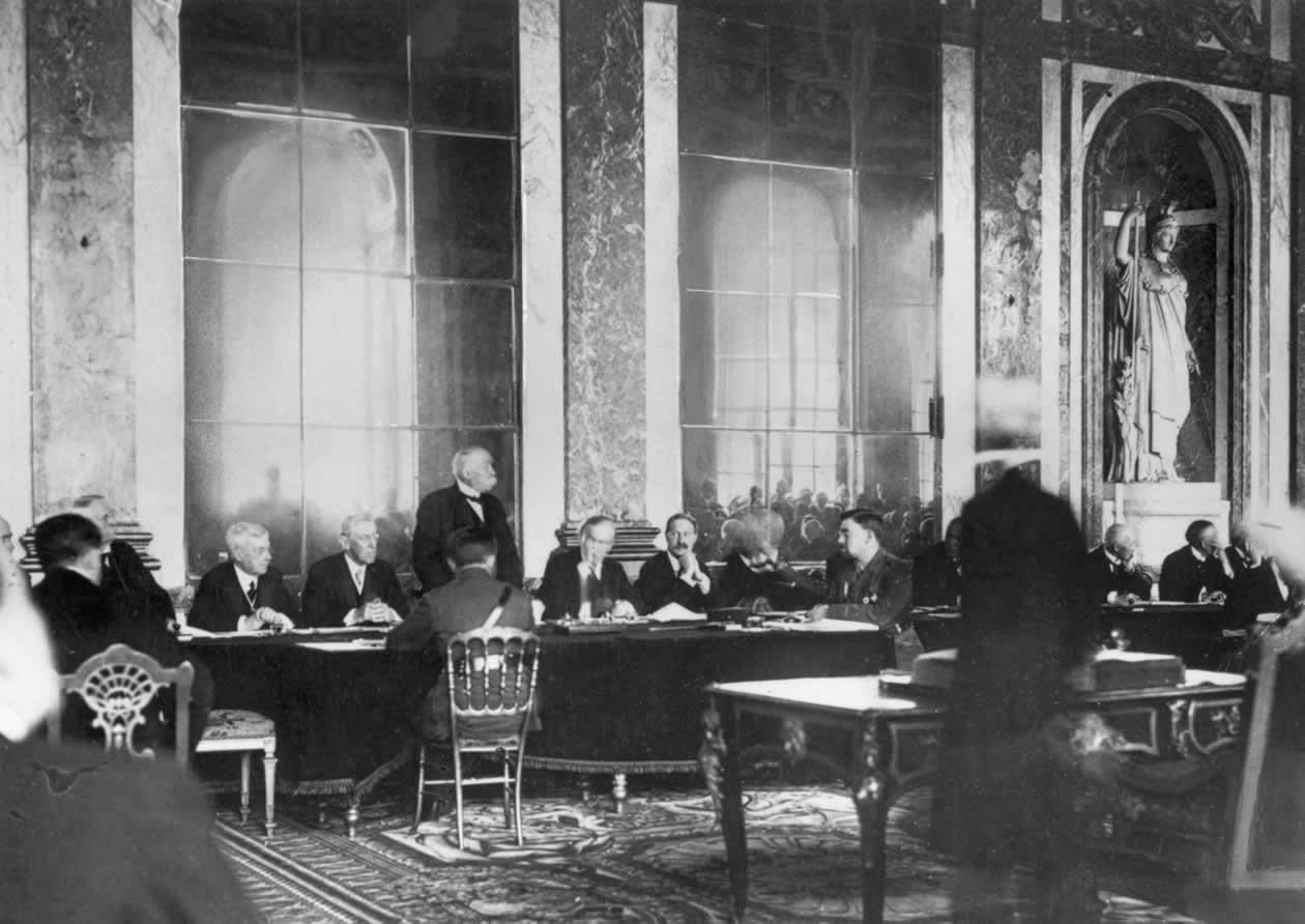 duitsland in 1919